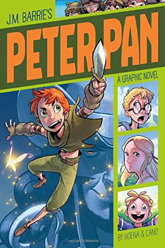 Peter Pan (Graphic Revolve: Common Core Editions) from Raintree