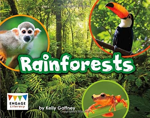 Rainforests (Engage Literacy: Engage Literacy Purple - Extension A) from Raintree