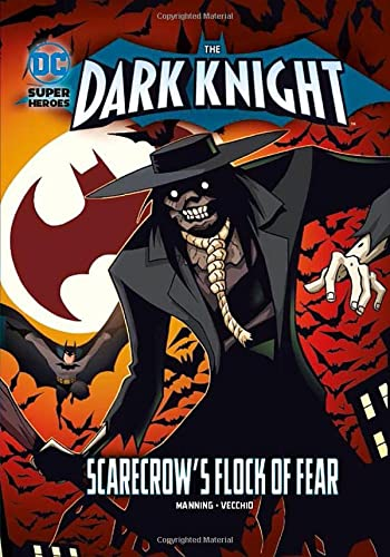 Scarecrow's Flock of Fear (DC Super Heroes: The Dark Knight) from Raintree