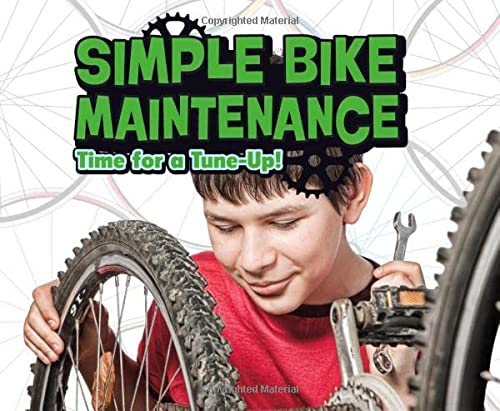 Spokes: Simple Bike Maintenance: Time for a Tune-Up! from Raintree