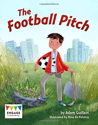 The Football Pitch (Engage Literacy: Engage Literacy Brown) from Raintree