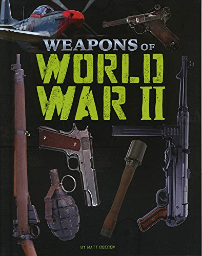 Weapons of War: Weapons of World War II from Raintree