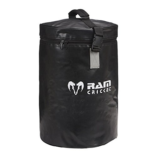 Ram Cricket Coaches Ball Bag - Holds 72 Balls - Black from Ram