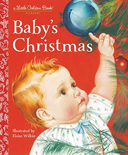 Baby's Christmas (Little Golden Book) from Random House Books for Young Readers