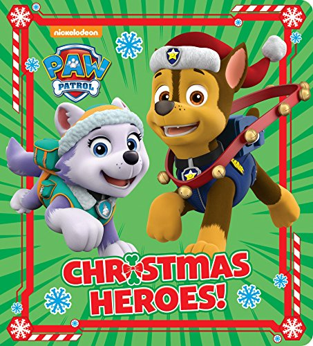 Christmas Heroes! (Paw Patrol) from Random House Books for Young Readers