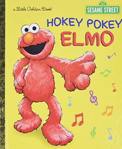 Hokey Pokey Elmo (Little Golden Book) from Random House Books for Young Readers