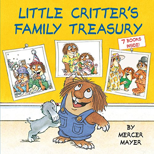 Little Critter's Family Treasury from Random House Books for Young Readers