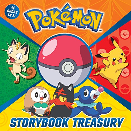 Pokémon Storybook Treasury (Pokémon): 2 from Random House Books for Young Readers