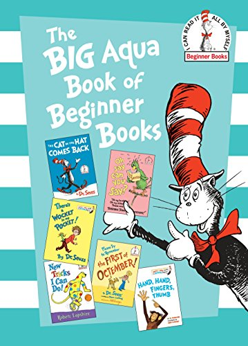 The Big Aqua Book of Beginner Books (Beginner Books(r)) from Random House Books for Young Readers