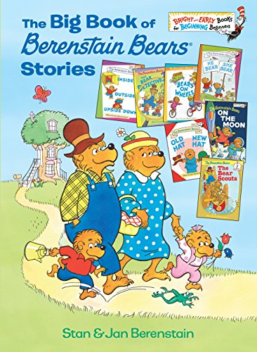 The Big Book of Berenstain Bears Stories from Vintage