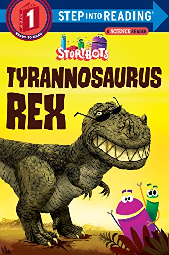 Tyrannosaurus Rex (Step into Reading) from Random House Books for Young Readers