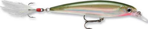 Rapala X-Rap Jerkbait 08 Fishing lure (Olive Green, Size- 3.125) from Rapala