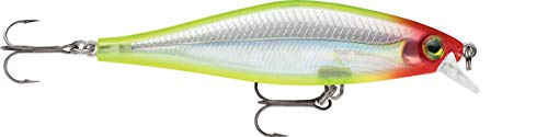 Rapala Unisex's Shadow Rap Lure, Clown, 11 from Rapala
