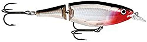 Rapala Unisex's X-Rap Lure, Silver, 13 from Rapala