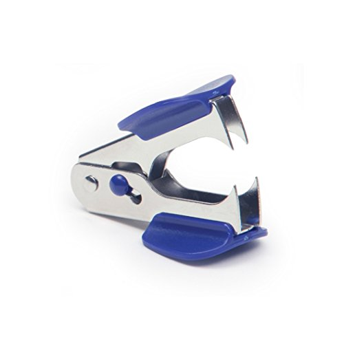 Rapesco SR4SLDA Office Staple Remover, Random Black/Blue, Pack of 1 from Rapesco