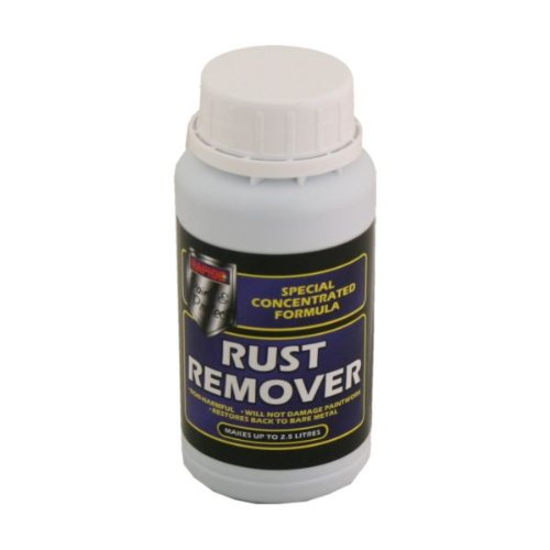 Rust Remover 250ml 'Concentrated' from Rapide