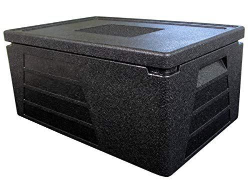 Professional Thermo Box Thermal Box Insulated Box Thermoox GN 1/1 with 230mm of usable height from Ratiobox