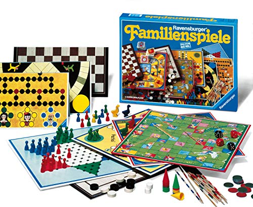 "Ravensburger 01315 9 ""Family"" Collection Game from Ravensburger"