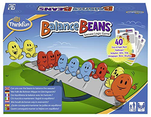 Ravensburger 76344 Thinkfun Balance Beans Game from Ravensburger