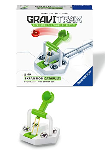 Ravensburger UK 27603 GraviTrax Catapult Accessory-Marble Run & STEM Boys & Girls Age 8 Years and up-Multi Award Winning Toy-English Version from Ravensburger