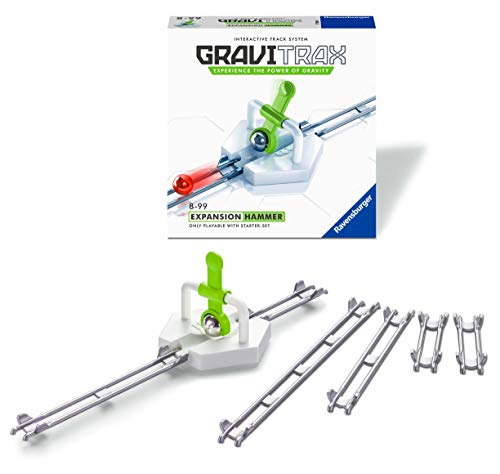 Ravensburger UK 27598 GraviTrax Hammer Accessory-Marble Run & STEM Boys & Girls Age 8 Years and up-Multi Award Winning Toy-English Version from Ravensburger