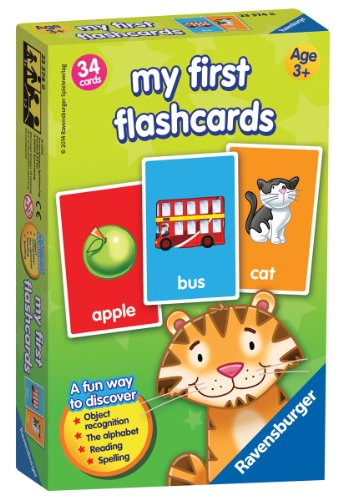 Ravensburger 23374 My First Flash Card Game from Ravensburger