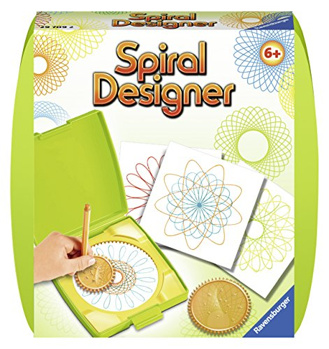 Ravensburger Original Mandala Designer Purse with Images for 29709 Spiral from Ravensburger