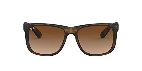 Ray-Ban Junior Men's 0RB4165 710/13 54 Sunglasses, Light Havana/Brown Gradient from Ray-Ban