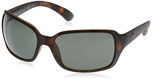 Ray-Ban Unisex's Rb 4068 Sunglasses, Tortoise, 60 from Ray-Ban