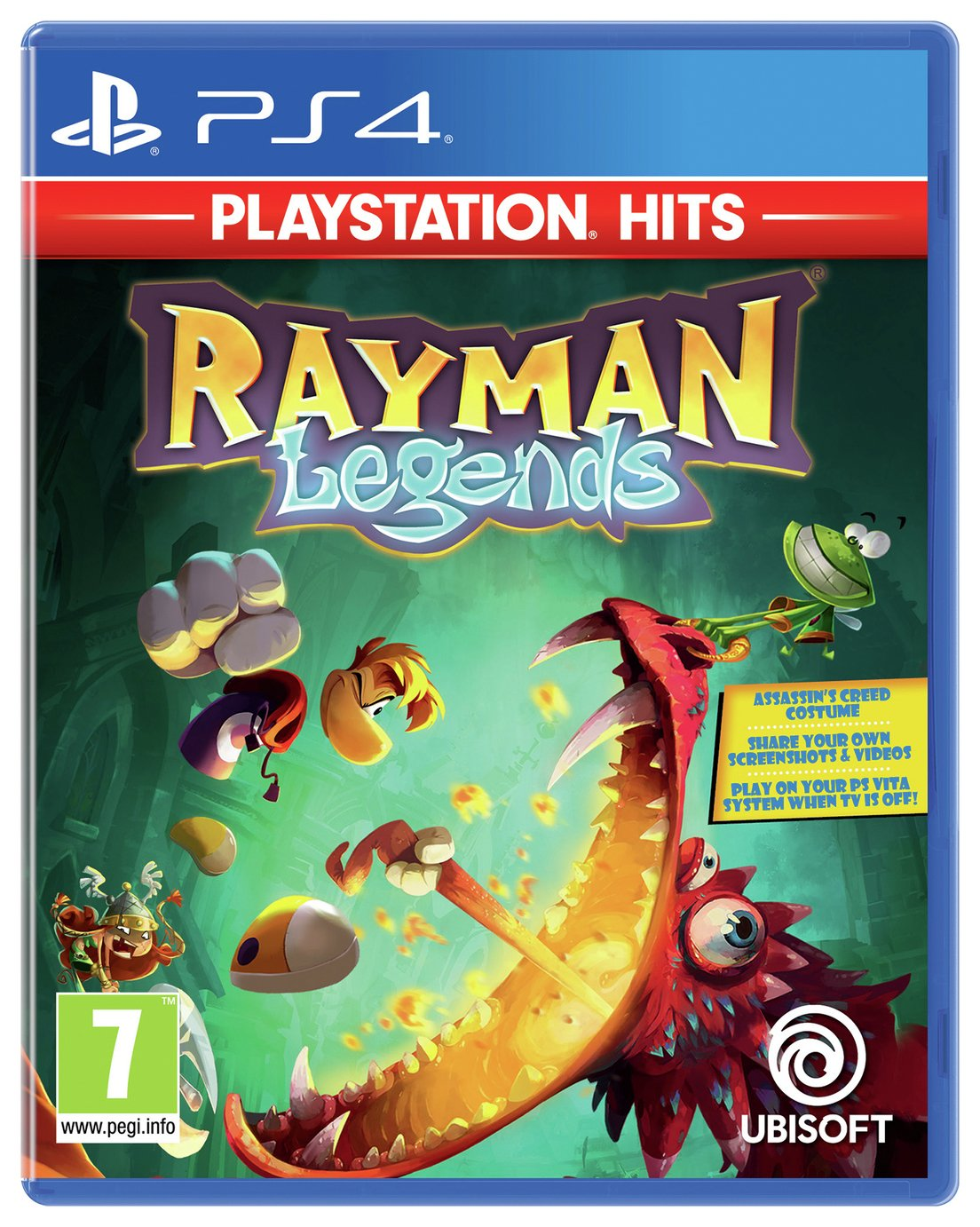 Rayman Legends - PS4 Game from Rayman