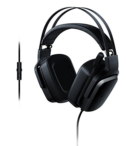 Razer Tiamat 2.2 V2: Dual Subwoofers - In-Line Audio Control - Rotatable Boom Mic - Gaming Headset Works With PC, PS4, Xbox One, Switch, & Mobile Devices from Razer