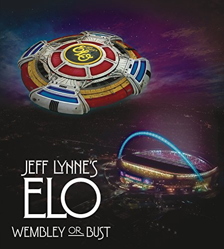 Jeff Lynne's ELO - Wembley or Bust [CD / DVD] from COLUMBIA