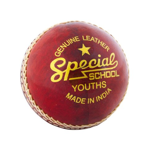 Readers Special School Leather Cricket Ball Youths 4.75oz from Readers