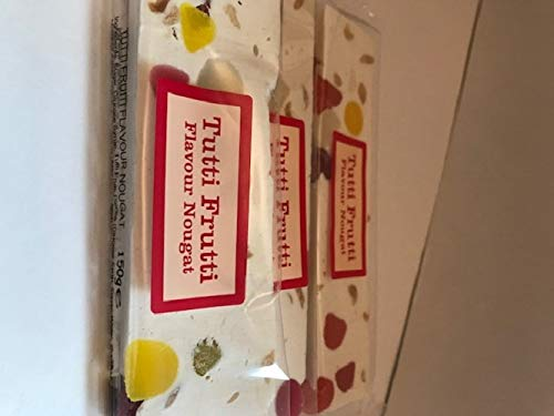 Tutti Frutti Nougat Bars 2 x 150g from Real Candy Co