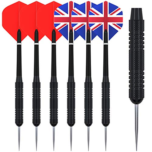 Red Dragon Strata 19 Piece Darts Set + Red Dragon Checkout Card from Red Dragon Darts