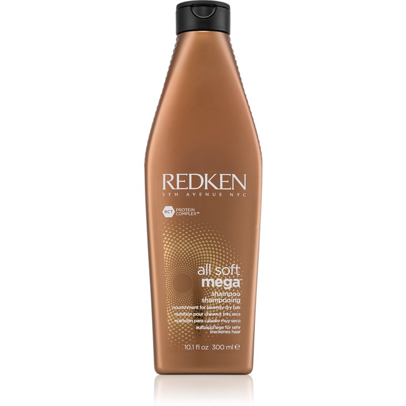 Redken All Soft Cleansing and Nourishing Shampoo For Dry Hair 300 ml from Redken
