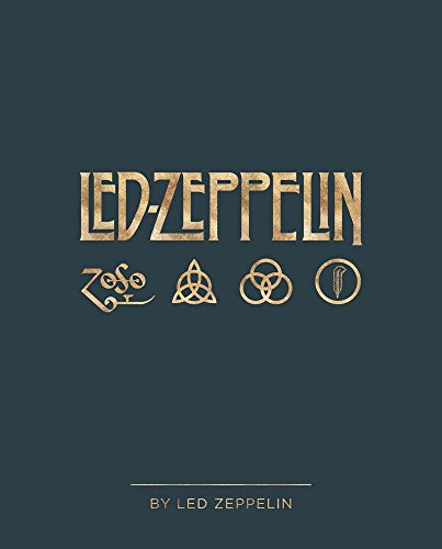 Led Zeppelin by Led Zeppelin from Reel Art Press