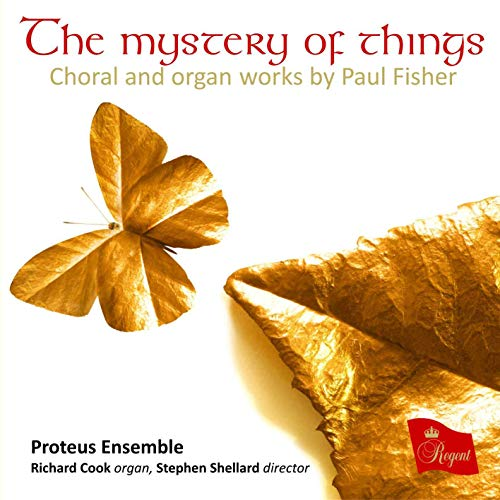 Paul Fisher: The Mystery of Things from Regent Records