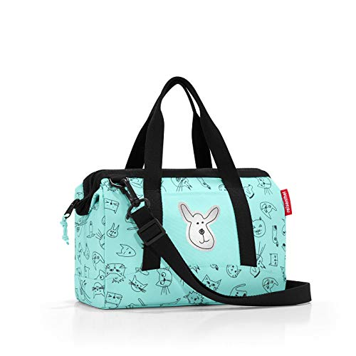 a55aae348ca Reisenthel Allrounder xs Kids Cats and Dogs Kid's Sports Bag, 27 cm, 5  liters