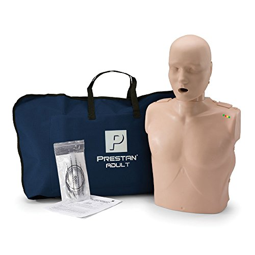Reliance Medical Prestan Professional Adult Training Manikin with CPR Monitor from Reliance Medical