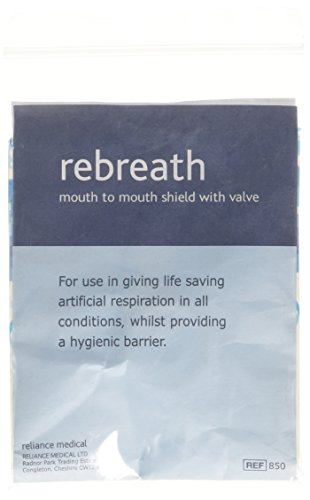 Reliance Medical Rebreath Mouth to Mouth One Way Resuscitation Valve for Ref 850 from Reliance Medical