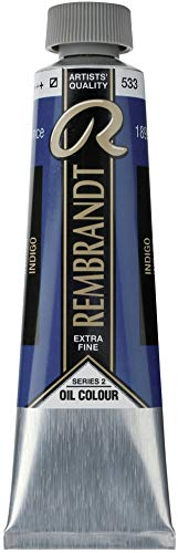 Rembrandt Paint Oil Indigo, One Size from Rembrandt