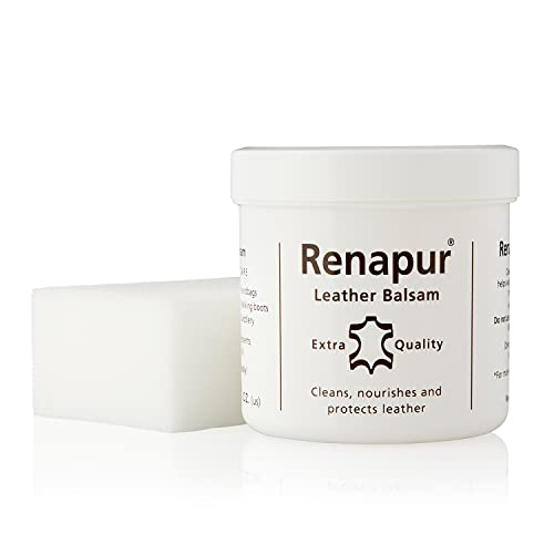 Renapur Leather Balsam 200ml from Renapur Ltd