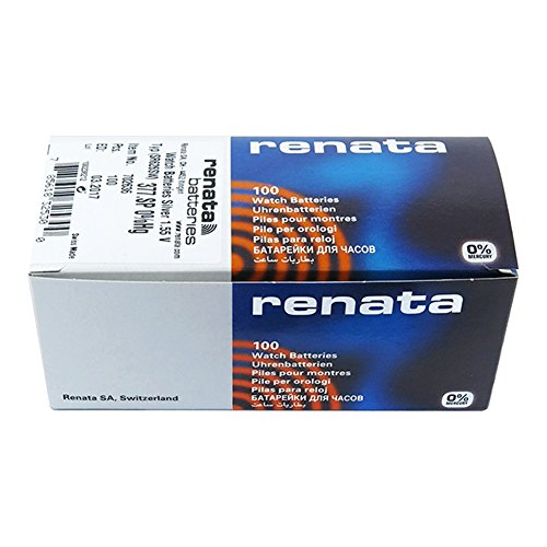 Renata 321 Swiss Made Lithium Coin Cell Battery SR616SW from Renata