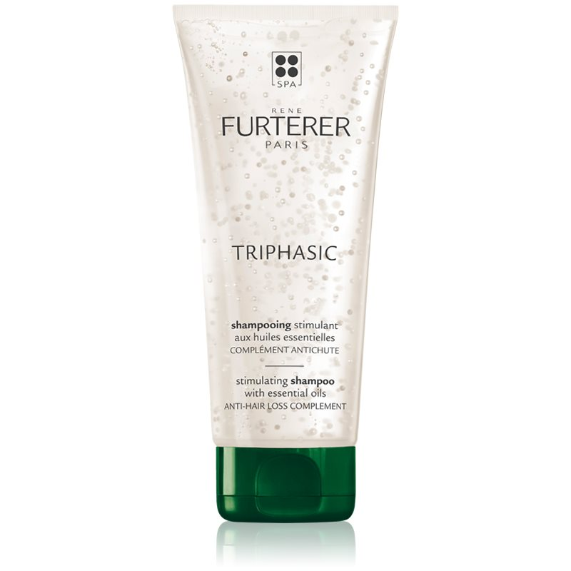 René Furterer Triphasic Stimulating Shampoo to Treat Hair Loss 200 ml from René Furterer