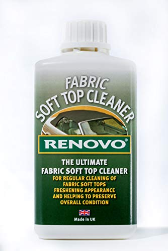 Renovo International Fabric Soft Top Cleaner 500 ml from Renovo