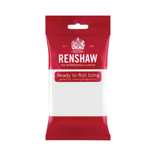 Renshaw Ready to Roll Icing White, 1 kg from Renshaw