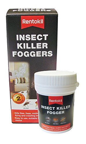 4x Rentokil FI65 Insect Killer Foggers (Pack of 2) from Rentokil