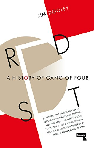 Red Set: A History of Gang of Four from Repeater Books