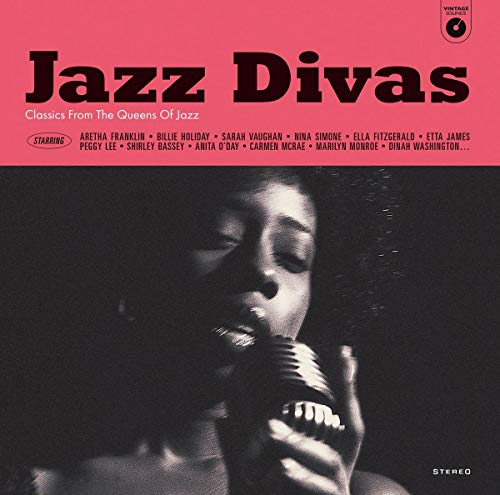 JAZZ DIVAS CLASSICS FROM THE QUEENS OF JAZZ [VINYL] from WAGRAM